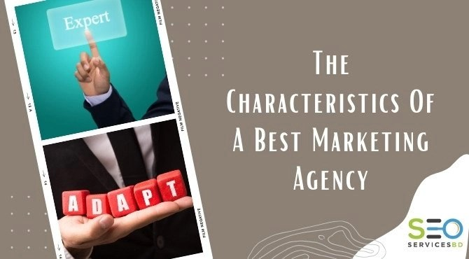 The Characteristics Of A Best Marketing Agency