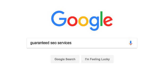 Guaranteed SEO Services - Search