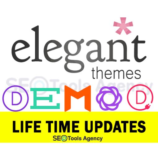 Elegent Themes Lifetime Updates Full Pack