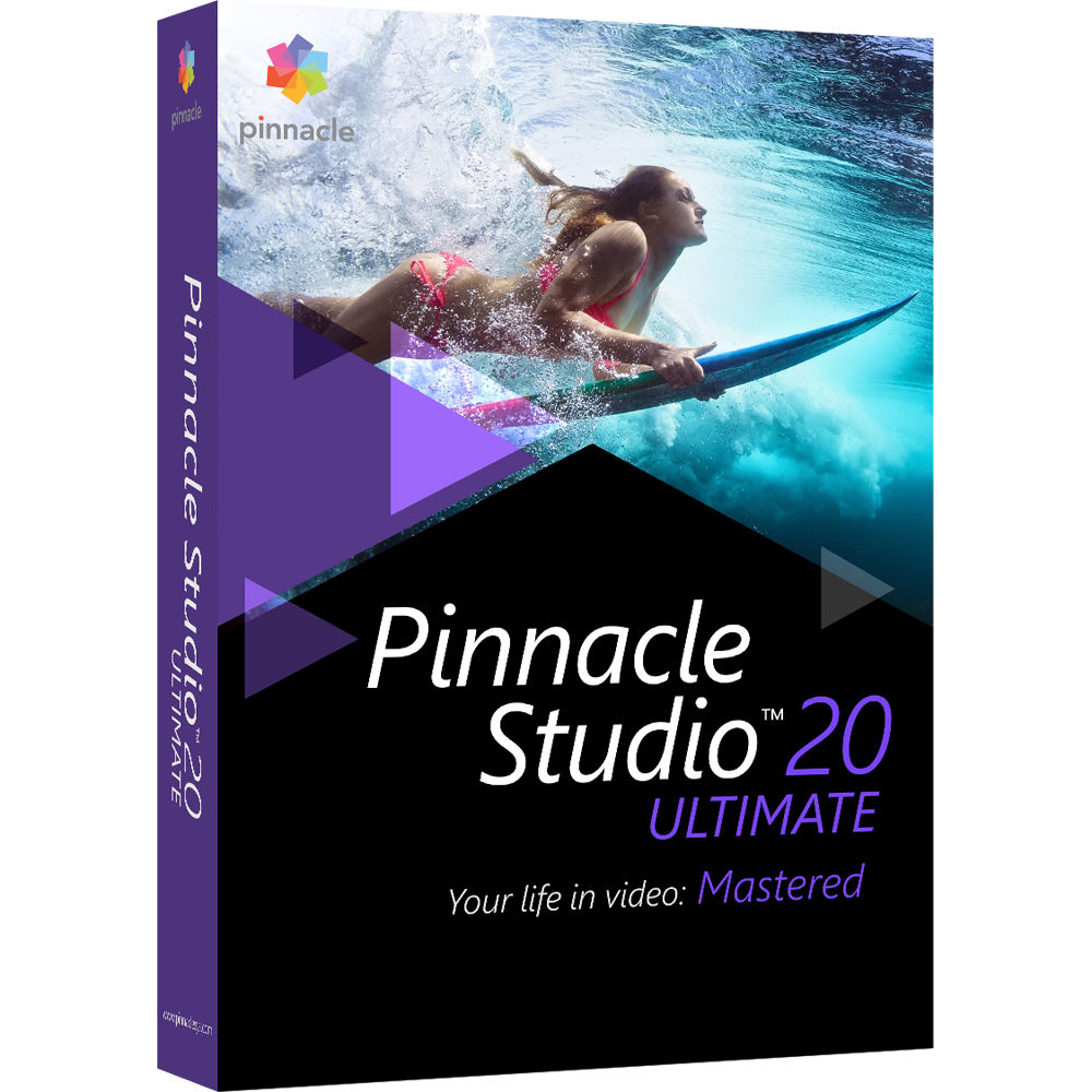 Pinnacle Studio 20 Crack