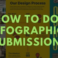 How To Do Infographic Submission