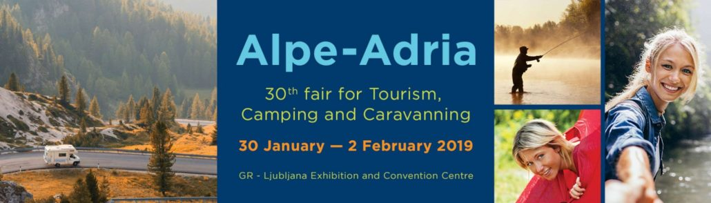 Alpe-Adria 2019 Banner Logo