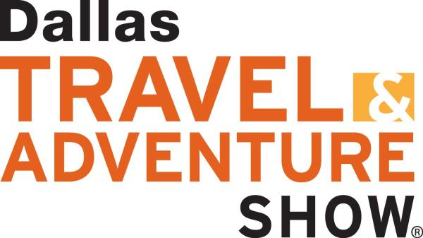 Dallas Travel & Adventure Show Logo
