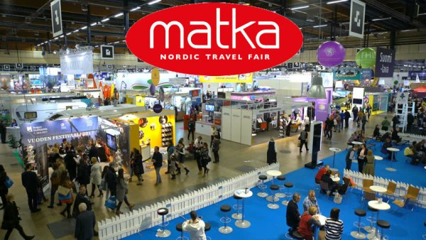 Matka Nordic Travel Fair Image
