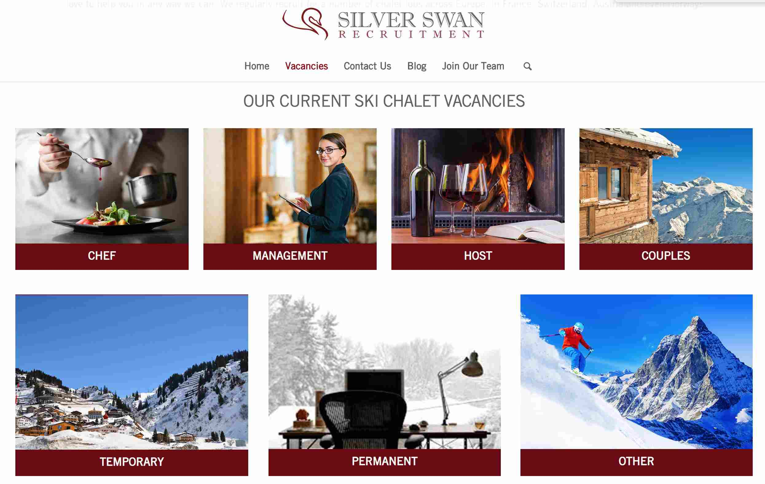Silver Swan Ski