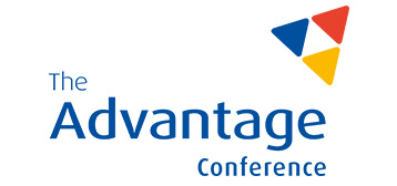 The Advantage Conference Logo