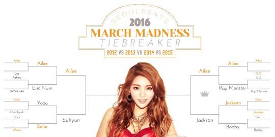 20160418_seoulbeats_marchmadness2016_ailee_tiebreaker