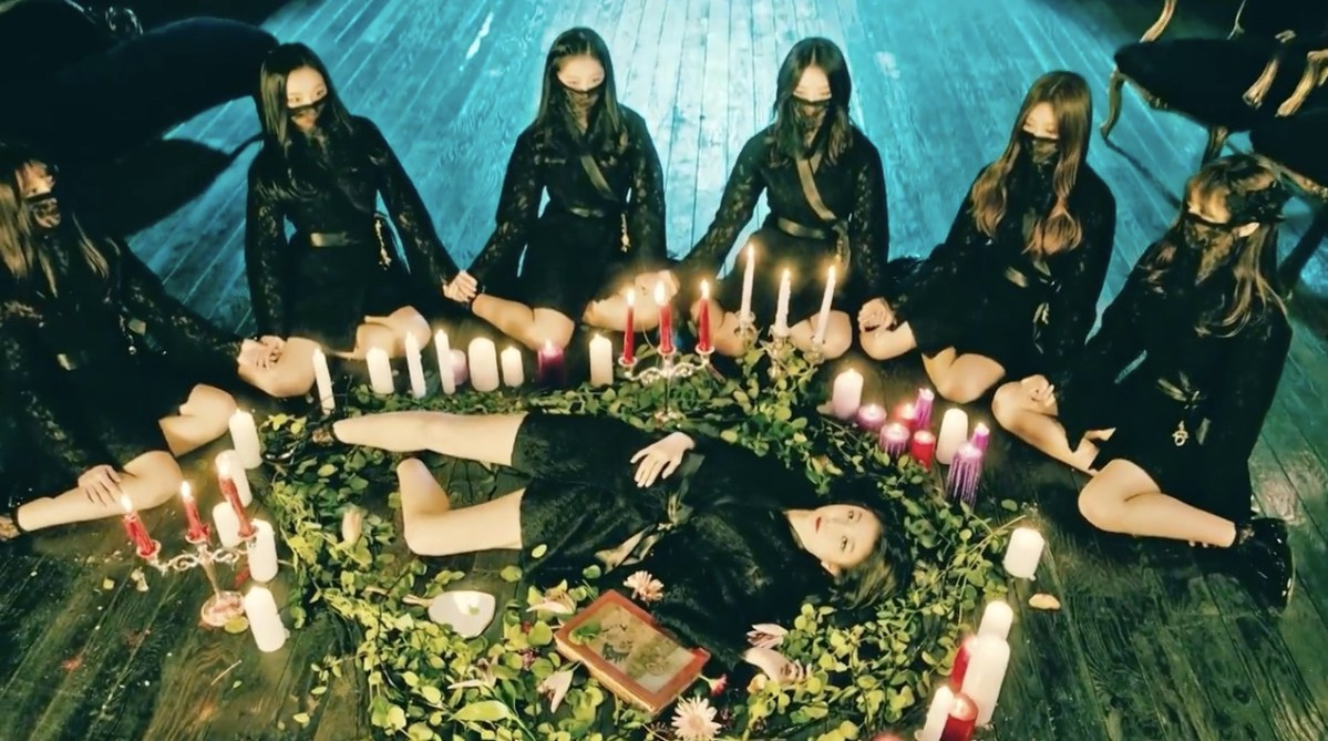 "Mastering the Girl Group Reboot: Dreamcatcher's ""Chase Me"""