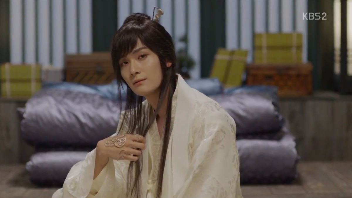 Hwarang Ep.5-8: Secondary Characters Steal the Show