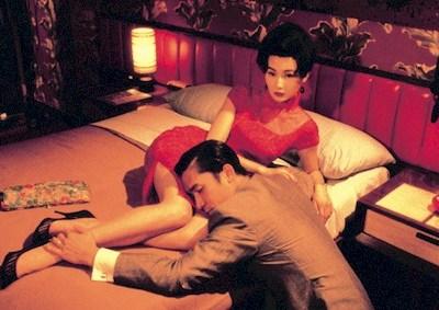 Suzy Evokes Hong Kong Cinema in Yes No Maybe