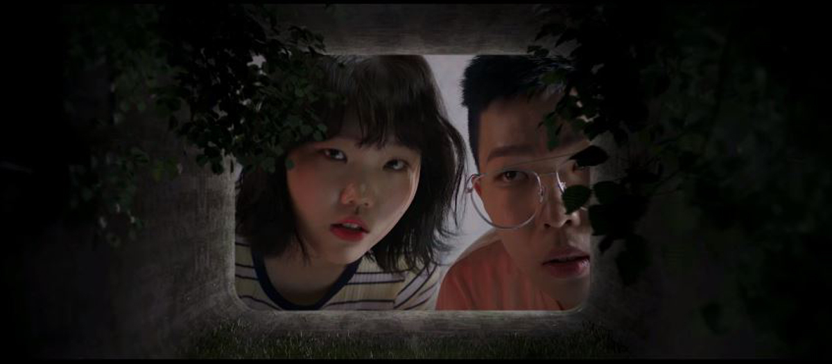 AkMu Goes Retro With Dinosaur