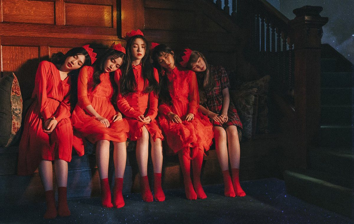 Side B: Get Weird With Red Velvet