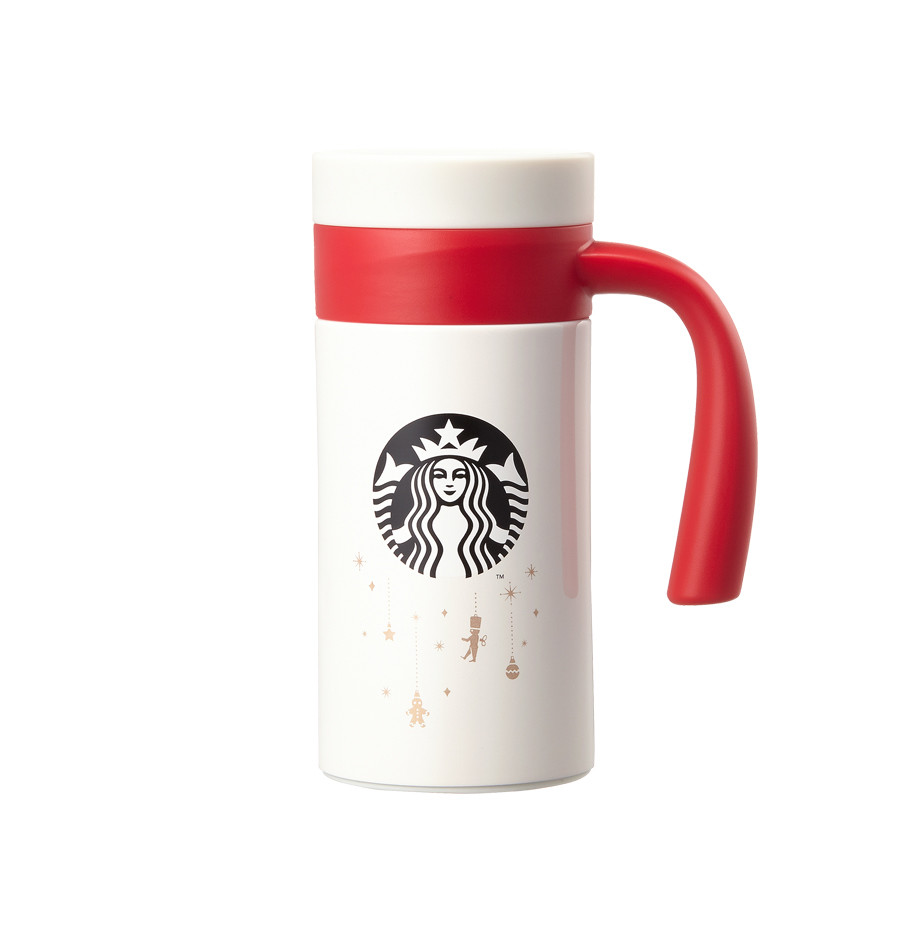 韓國 Starbucks 2018年聖誕 SS newport ornament 隨行杯 · SEOULMATE101