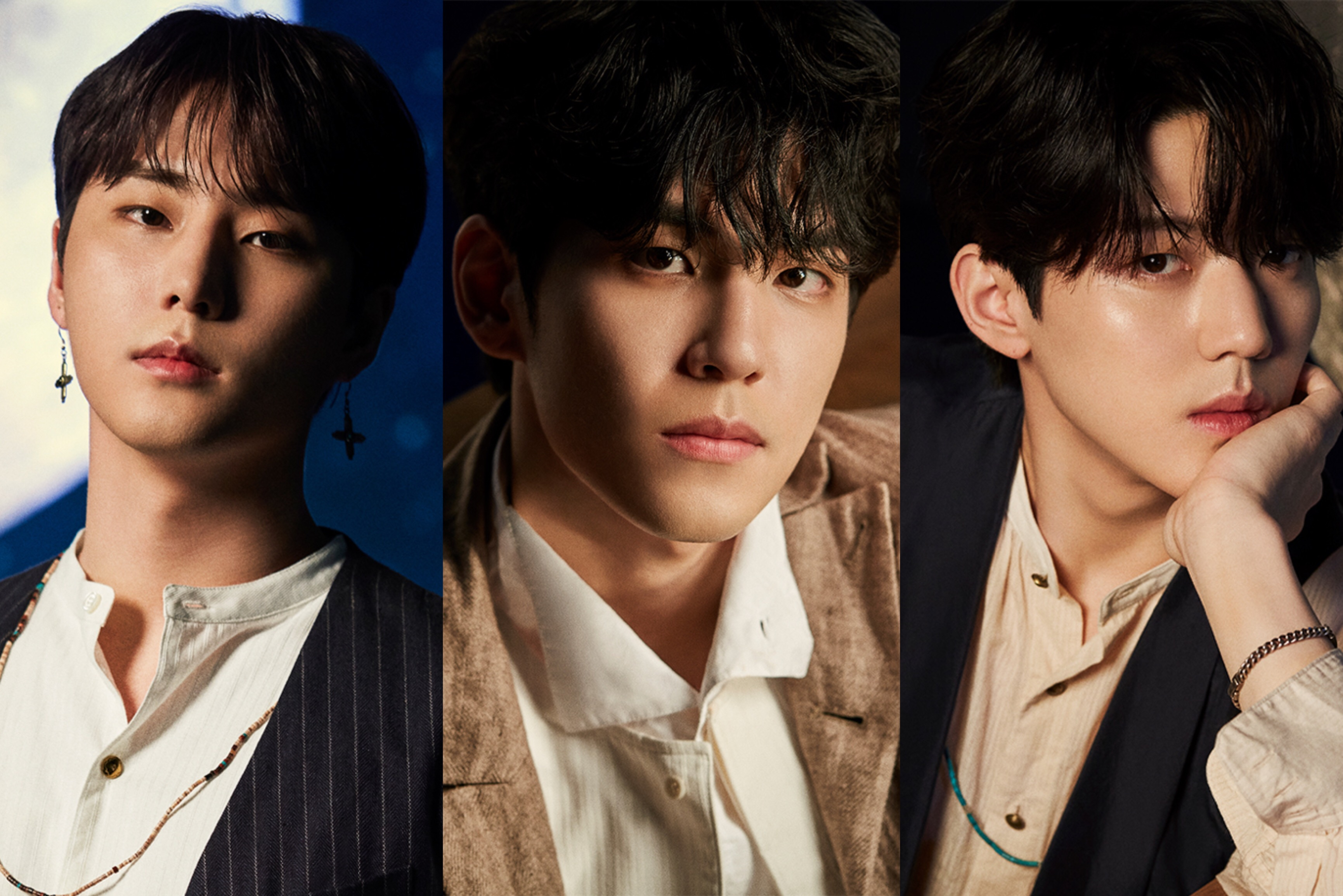 DAY6's Even Of Day Enchants With Enthralling Teasers
