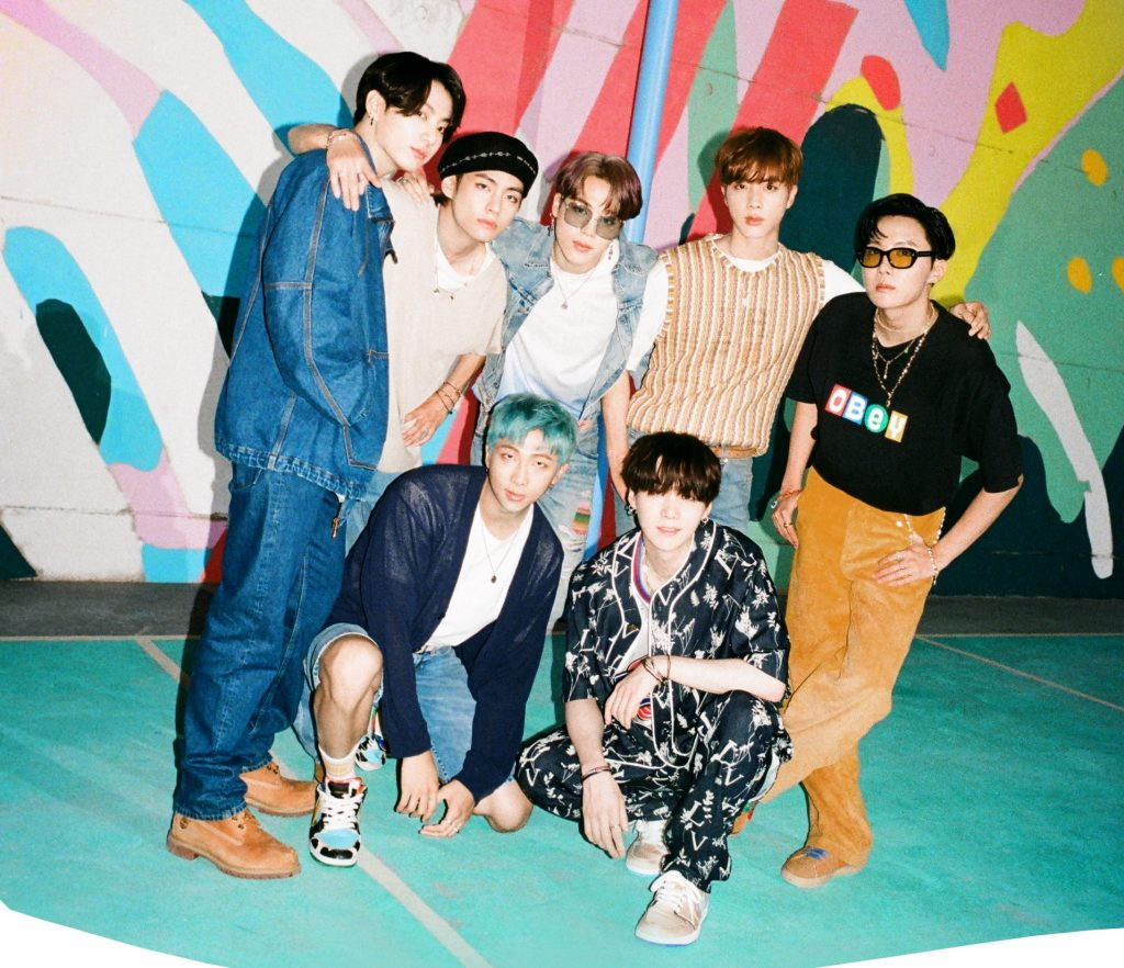 """BTS Get Ready To Set Fire To The Stage With Their """"Map of the Soul On:E"""" Concert"""