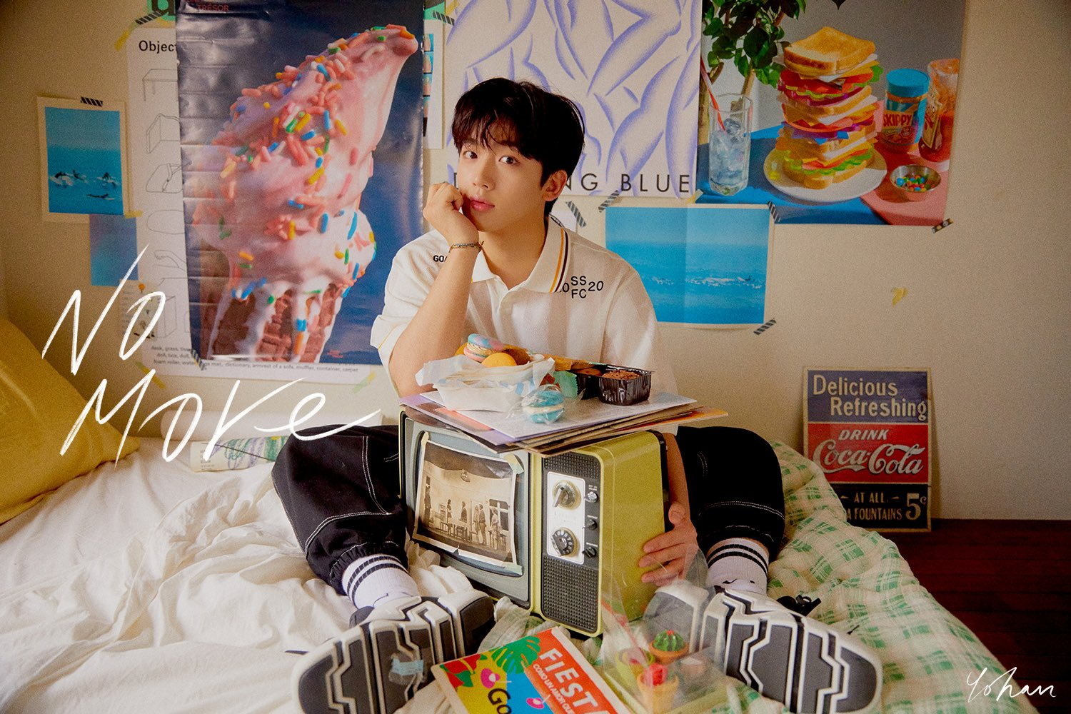 """Kim Yohan Amplifies Anticipations For His Sweet Solo Single """"No More"""""""