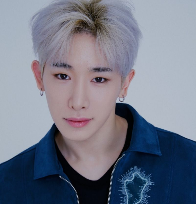 Wonho Reveals A Regal Official Logo Ahead Of His Highly Awaited Debut