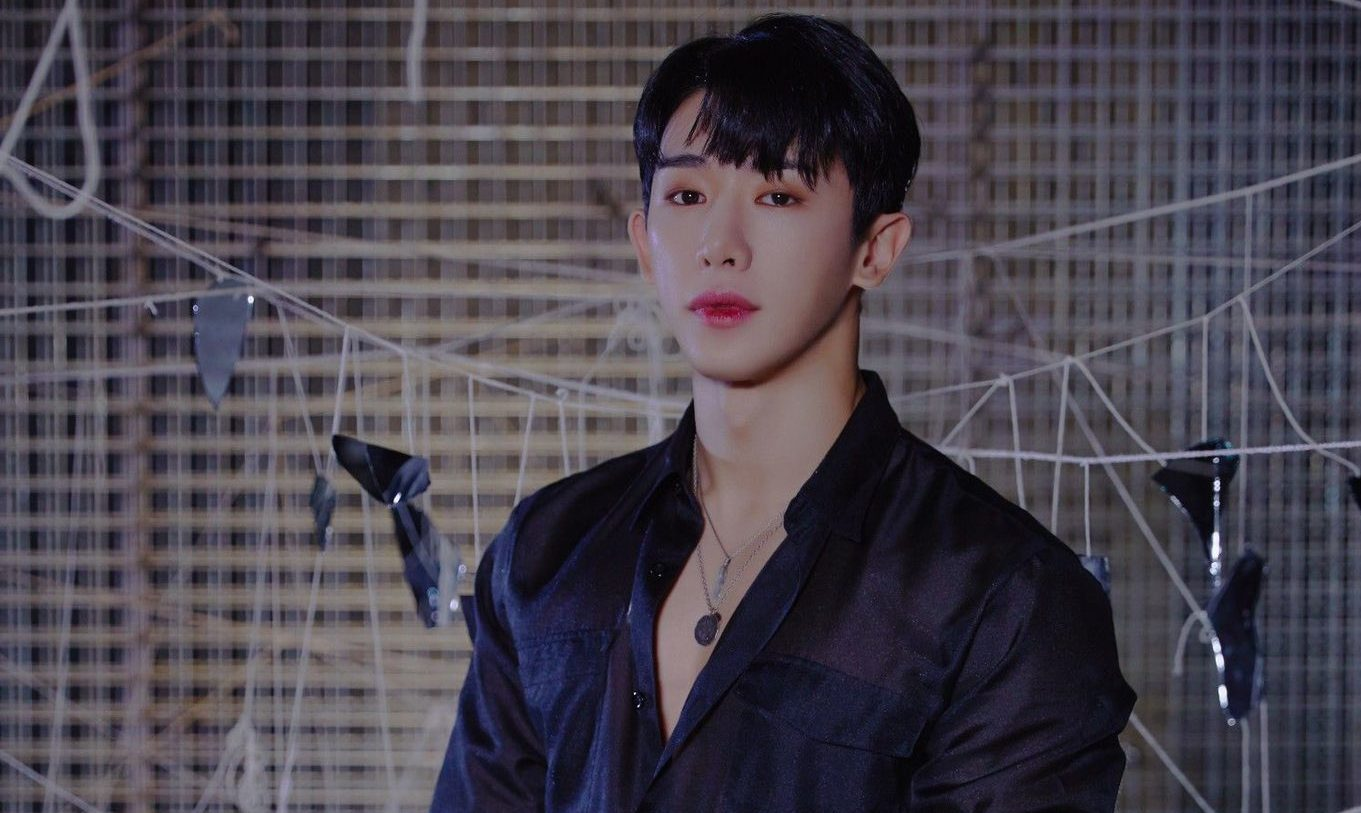 """Wonho Releases A Riveting Track List For His Debut Album """"Love Synonym"""""""