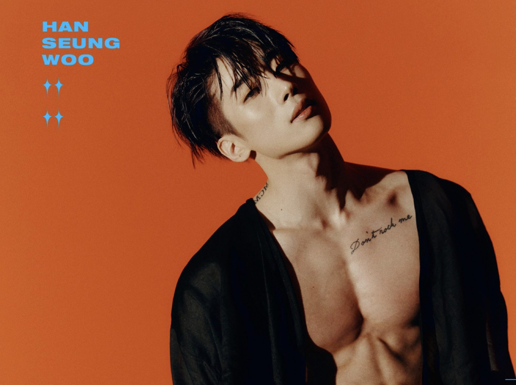 """VICTON's Han Seung Woo Stuns With A Bold Music Video For His Track """"Sacrifice"""""""