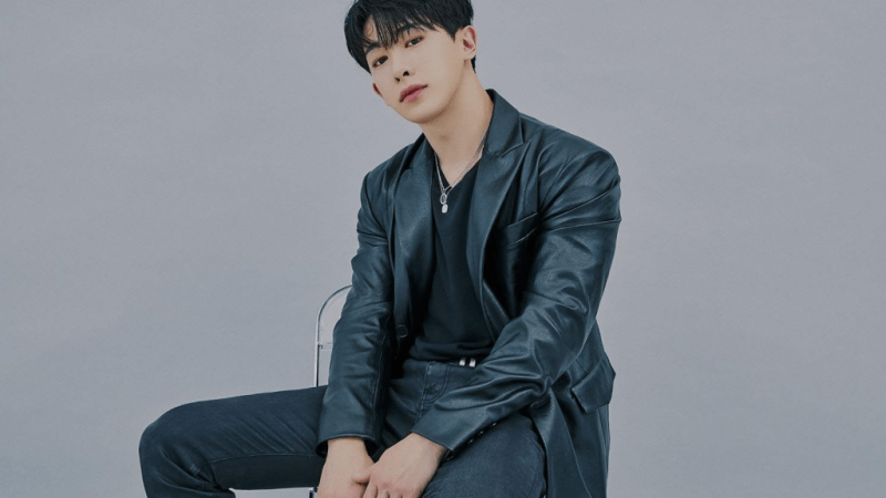 """Wonho Gives A Heartfelt First Look Into His Album With """"Losing You"""""""