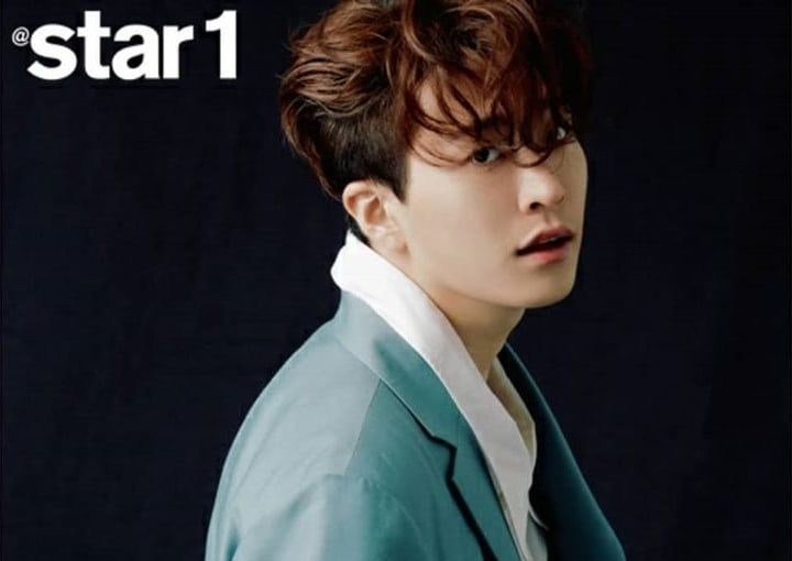 GOT7's Youngjae Mesmerizes In  @star1 Magazine's Pictorial