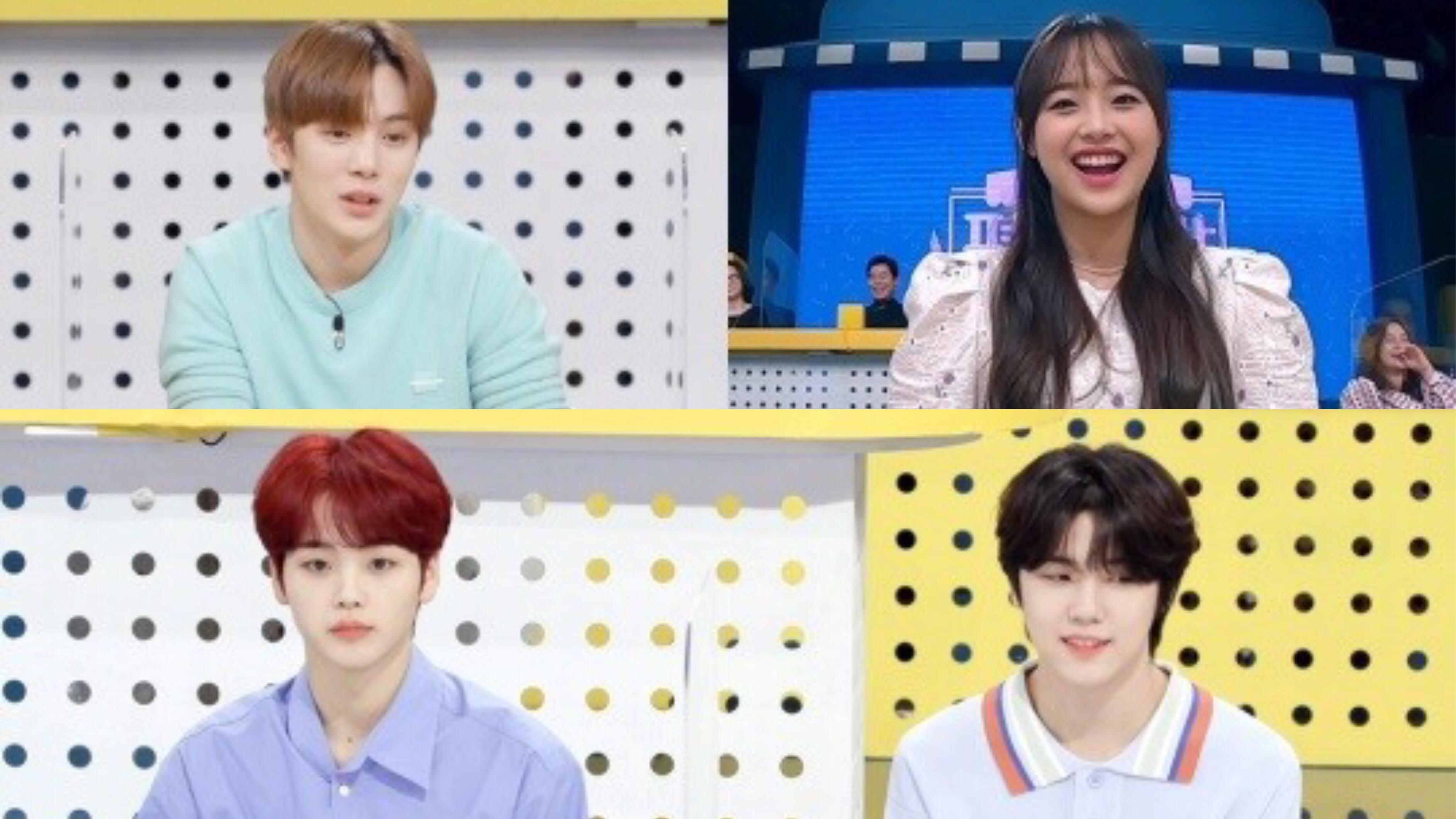 "MONSTA X's Minhyuk, LOONA's Chuu And CRAVITY's Hyeongjun and Seongmin To Appear On ""Stars' Top Recipe at Fun-Staurant"""
