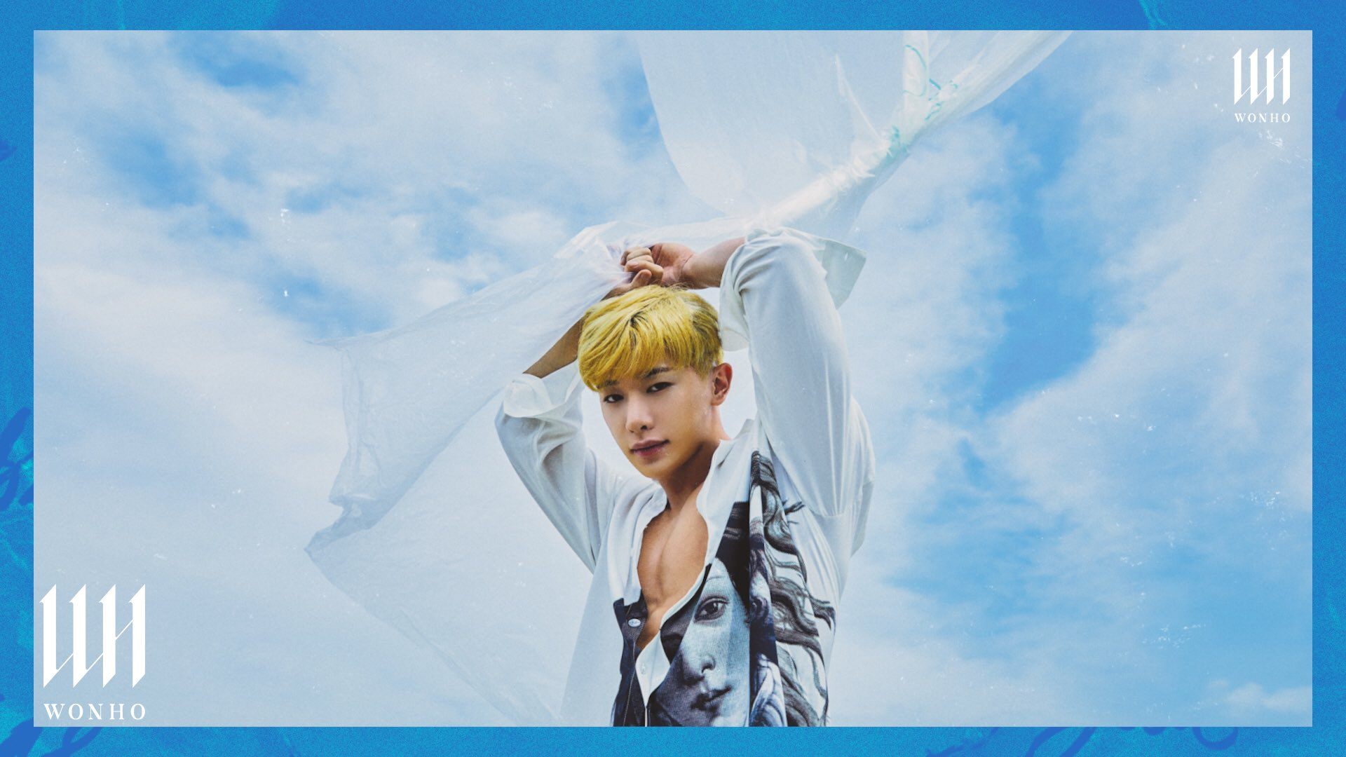 "Wonho Gives A Sweet Sneak Peek Into His Upcoming Album ""Love Synonym"""
