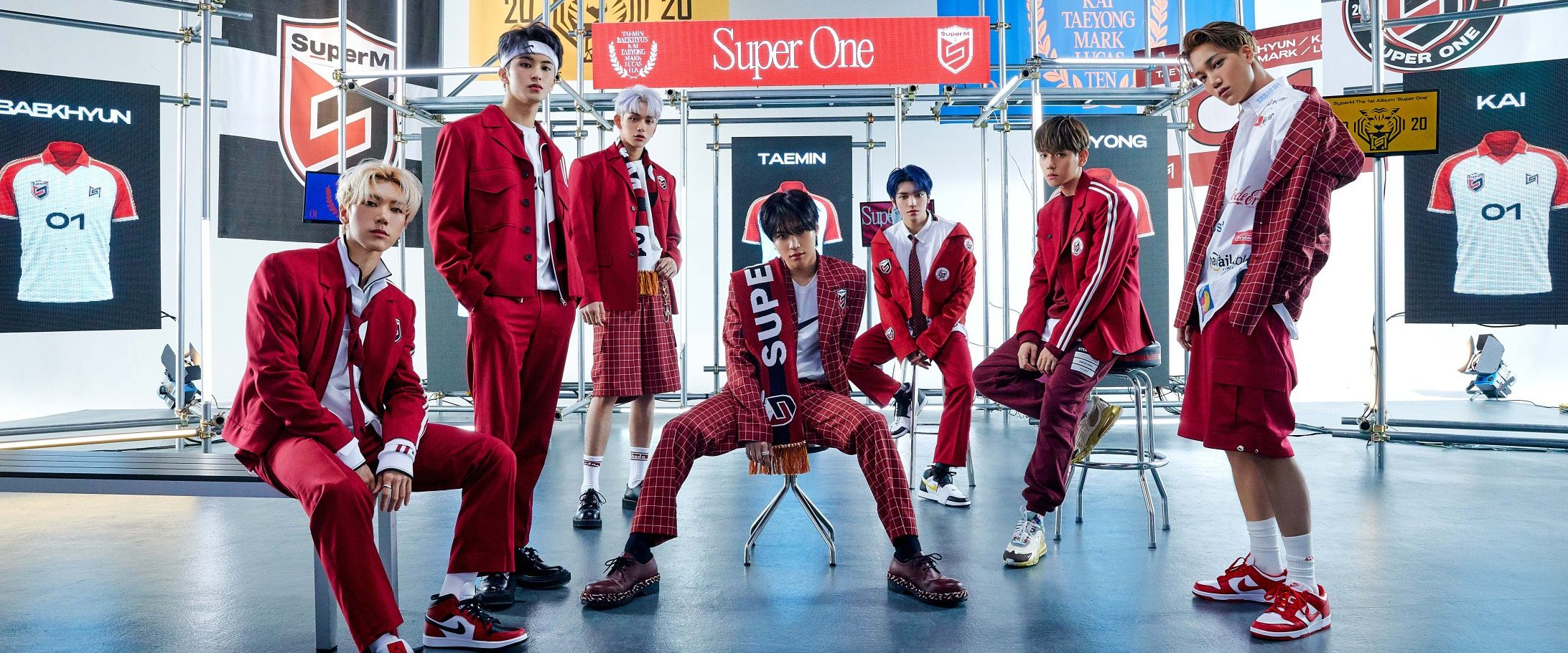 """SuperM Gears Up To Release Their Pre-Release Single """"One (Monster & Infinity)"""""""