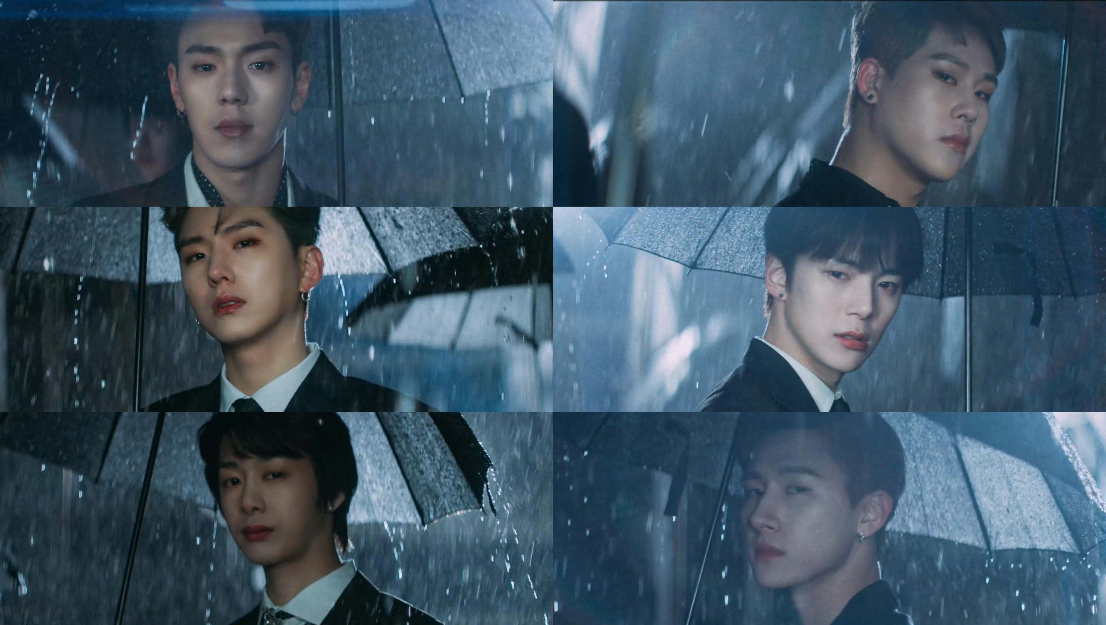 """MONSTA X Reveals A Thrilling Track List For """"FATAL LOVE"""""""