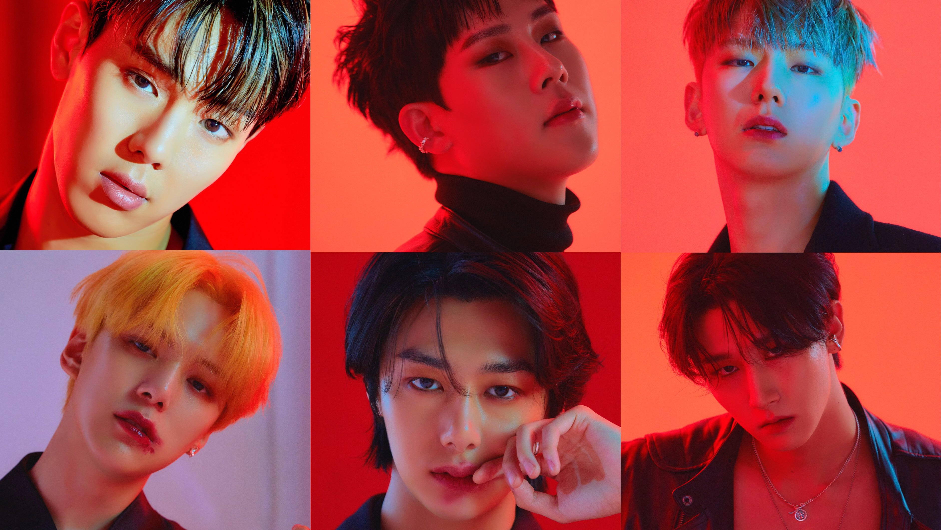 """MONSTA X Sizzles In Stunning Concept Photos For """"FATAL LOVE"""""""
