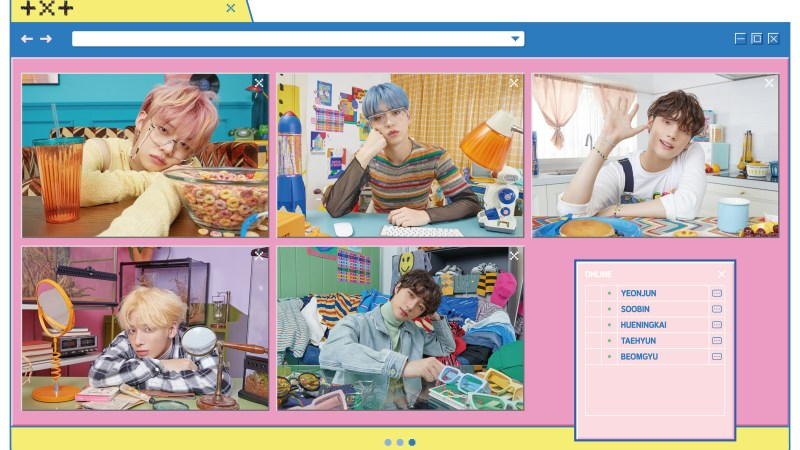 """TXT Unveils A Dreamy Teaser For Their Lead Track """"Blue Hour"""""""
