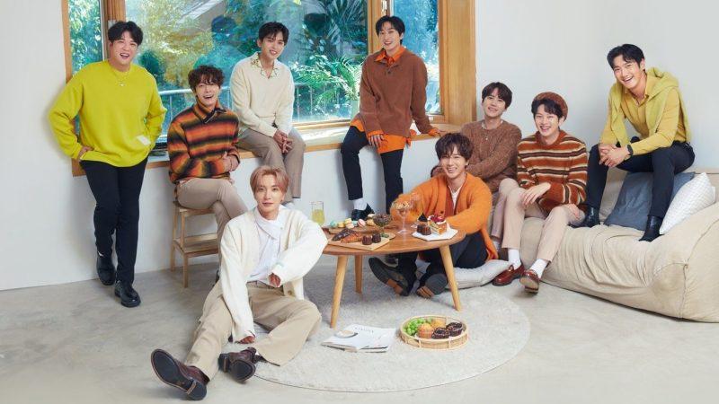 Super Junior Announces Upcoming Comeback Album