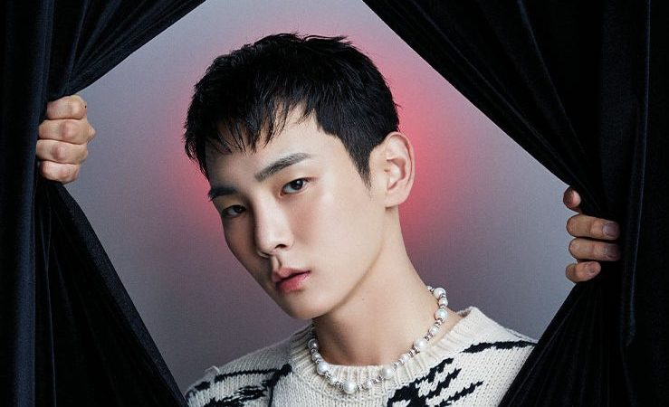SHINee's Key Charms In Cosmopolitan Korea Pictorial