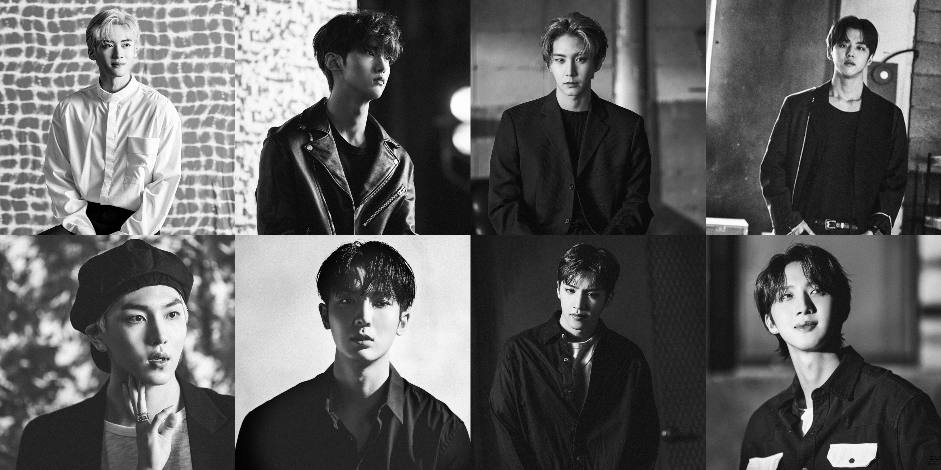 """PENTAGON Unveils An Intriguing Track List For Their Upcoming Album """"WE:TH"""""""