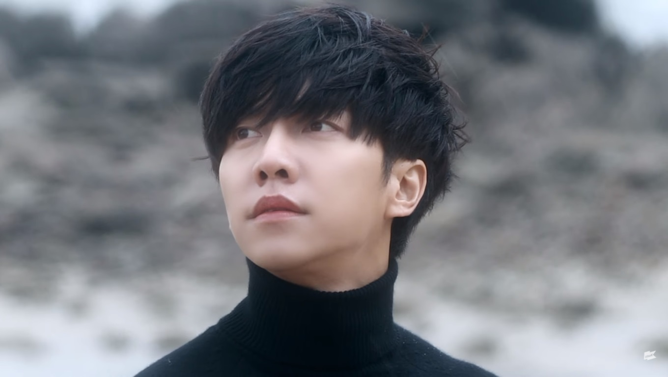 """Lee Seung Gi Reveals An Extraordinary Teaser For His Track """"The Ordinary Man"""""""