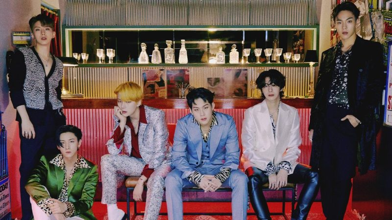 """MONSTA X Slays With Their Lethal Sounds In """"FATAL LOVE"""""""