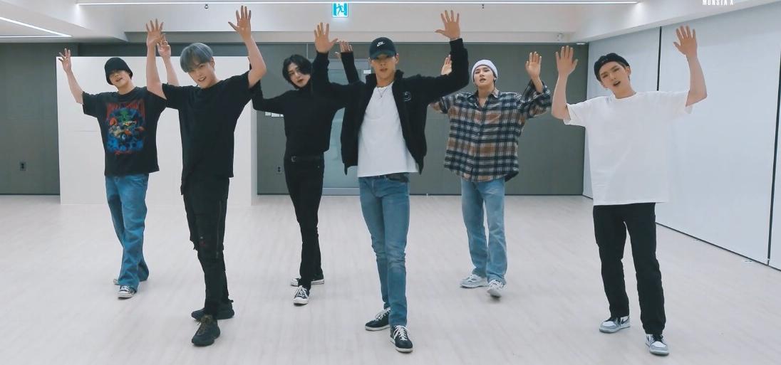 "MONSTA X Delights With A Fun Dance Practice Video For ""Love Killa"""