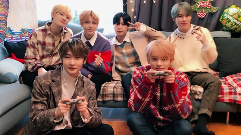 VERIVERY Rings In The Holidays With A Sweet New Music Video
