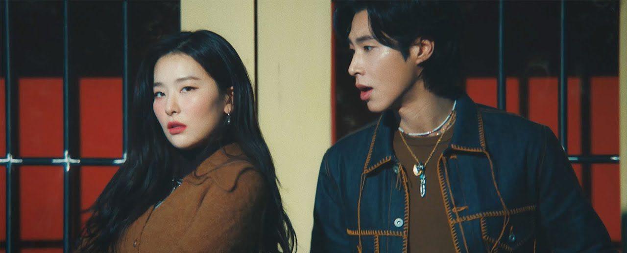 "TVXQ's Yunho & Red Velvet's Seulgi Charm In ""Eeny Meeny"" MV"