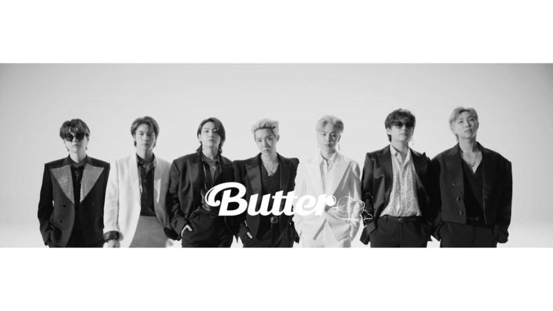 """BTS Reveals A Stylish Teaser For Their Upcoming Single """"Butter"""""""