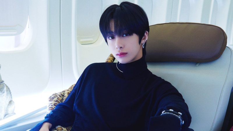 """MONSTA X's Hyungwon To Star In Web Drama Titled """"Fly Again"""""""