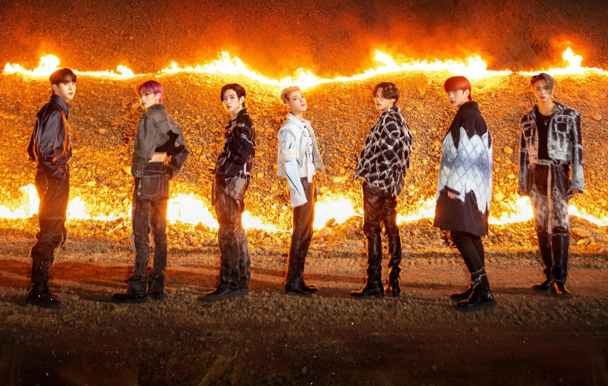 ATEEZ Attains Their First Double Platinum Certification On The Gaon Chart