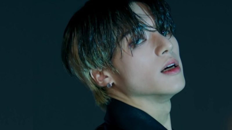 """ATEEZ's Wooyoung Garners Over 5 Million Views For His Studio Choom """"Artist Of The Month"""" Feature"""