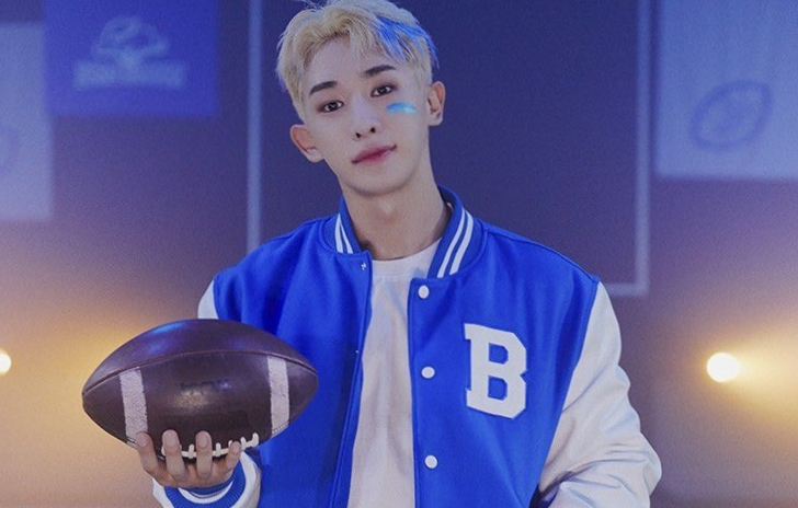 """Wonho Enters This Week's Billboard's World Digital Song Sales Chart With """"Blue"""""""