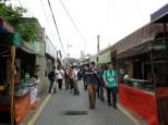 Our zone walking down a cool Korean street
