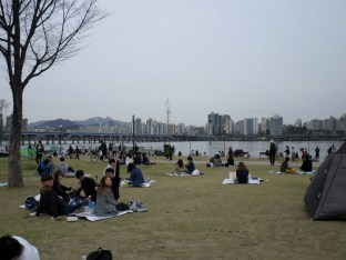 By Han River