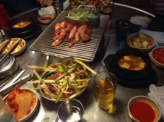 More Korean BBQ