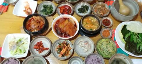 惠化/大學路~小菜滿桌的