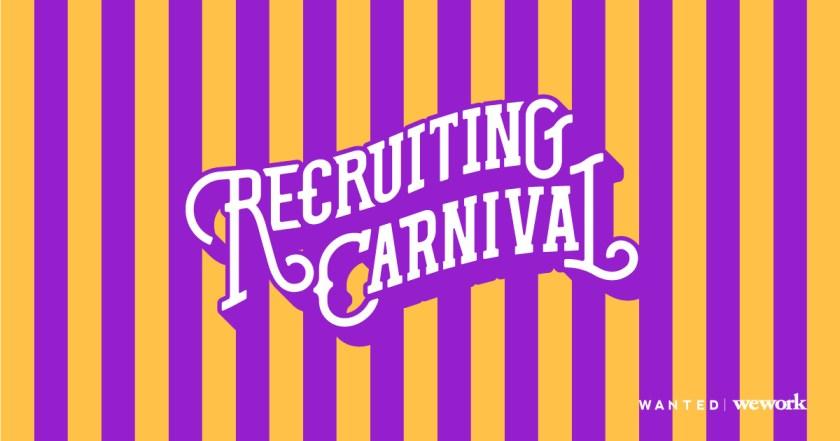 Recruiting Carnival WeWork
