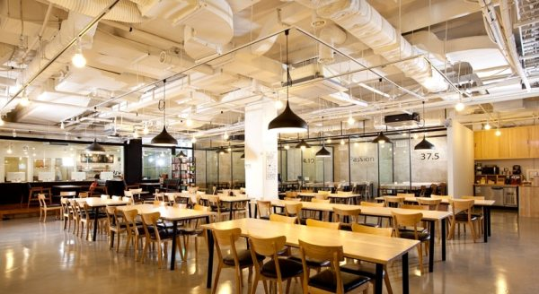 idea factory coworking space seoul